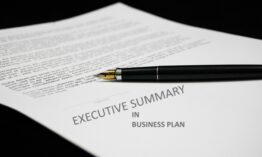 Executive Summary in a business plan